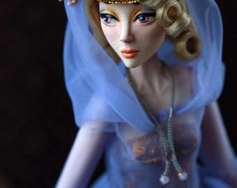 Debut Lady Astrid BJD Boudoir 18 inch Art doll