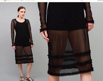 Sheer Dress Etsy