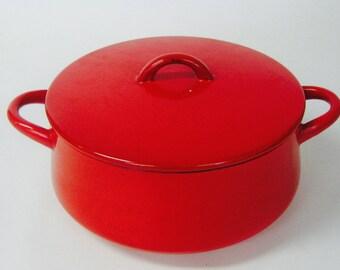 Dansk red sauce/soup pan