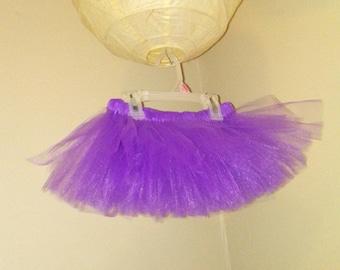 Purple Princess Tutu