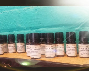 Essential Oil Instant Collection. Aromatherapy Starter Kit, 10 Best Sellers Set.