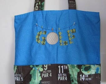 Golf Tote Bag Shopping Bag Diaper Bag