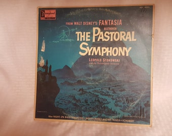 Walt Disney Beethoven The Pastoral Symphony from Fantasia Leopold Stokowski