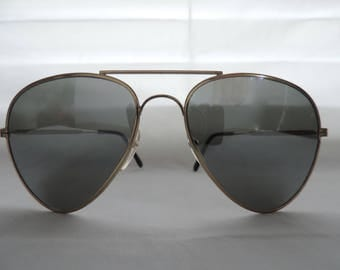 vintage aviator sunglasses 70s CHIPS Ponch Foster Grant glasses hipster sunglasses retro eyewear new old stock