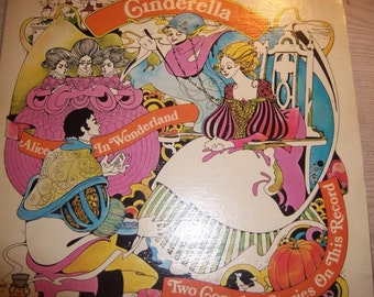 Let's Pretend Cinderella / Alice in Wonderland Old Time Radio Album