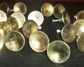 Vintage Gold Knobs Handles Pulls Cabinet Drawer