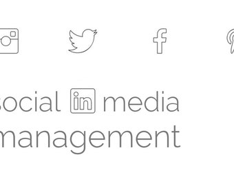 Social media marketing - one month plan to engage your Twitter, Pinterest, Facebook followers and boost your performance