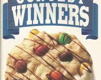 "Vintage Betty Crocker ""Contest Winners"" Cookbook"