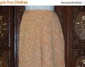 ON SALE Angel Schlesser - Spain High Waist Wool Blend Dress Trousers Sz 36
