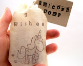 Unicorn Poop - 3 Wishes in a gift bag