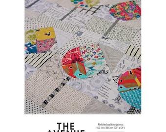The Avenue Pattern by Jen Kingwell