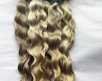 Natural brown 7-8 inches half oz