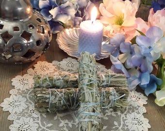 Black Sage Smudging Stick, Mugwort Smuding Stick, Lucid Dreams, Dream Weed, Magical Sage