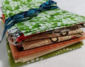 Fall/Autumn inspired stash builder fabric bundle #016