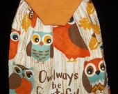 Hanging Kitchen Towels - Owlways be Grateful