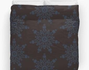 Duvet Cover Snowflake