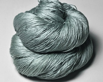 Rain in a graveyard - Silk Lace Yarn