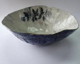 stoneware bowl 'Hendrikje'