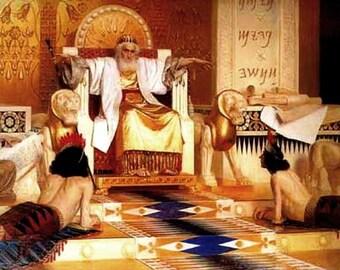King Solomon Oil Wicca Pagan Spirituality Religion Ceremonies Hoodoo Metaphysical MaidenMotherCrone
