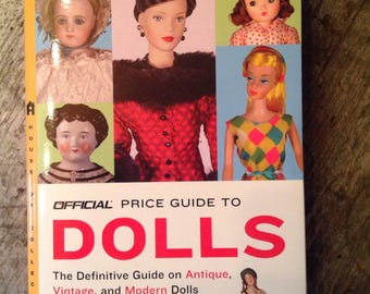 Official Price Guide to Dolls Book Denise Van Patten