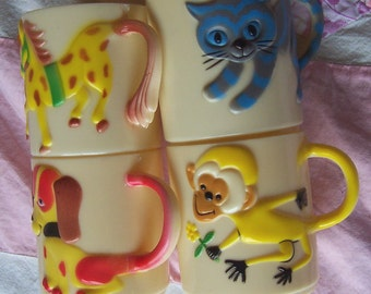 children's delightful mug set