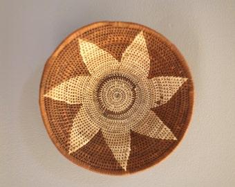 Native American basket Navajo basket