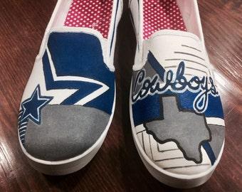 Dallas Cowboy Shoes