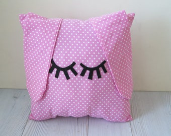 Nursery pillow , kids pillow , throw pillow , baby pillow , modern children bedding