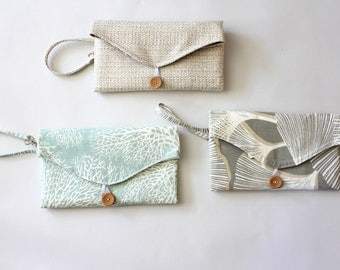 The Diaper Clutch - Choose your print
