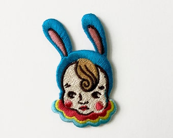 If you want THE RAINBOW  Pommecopine studio Embroidery patch