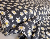 KNIT Fabric, Flower Glory Evening in Knit, Jersey in Knit, Art Gallery Fabric, Jersey Fabric, Legging fabric, Stretchy Jersey Knit Fabric