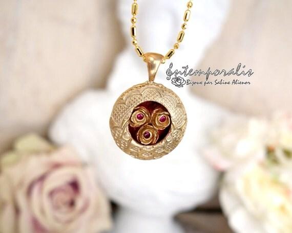 Bronze and corundum  perfume diffuser SADP20