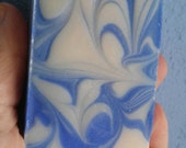 Agua Fresca Soap Handcrafted Soap Cool Water type Davidoff Gift for Fathers Day Birthdays Christmas Men Teen Boys Unisex
