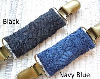 LACE Dressclip, shirt clip, jacket clip, vest clip, waist cinch, Alternative to a belt