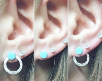 Wear it Three Ways Earrings