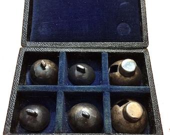 C.1942 X-Ray Therapy Eye Shields
