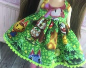 Blythe Dress - Animal Crossing