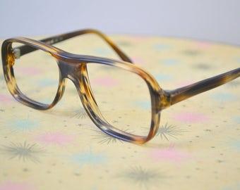 1970s NOS Kid's Tortoiseshell Glasses Frames