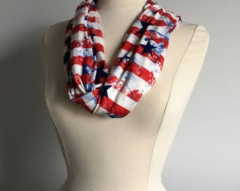 Limited Edition Wolcott Infinity Scarf