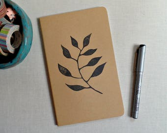 Gratitude journal, Garden Journal, Thank you gift, Gardening gift, Thoughtful gift, Botanical gift, Gifts for writers, Writing journal