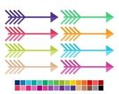 40% OFF SALE Arrow Clip Art 2 - arrow clipart - digital clip art - vector graphics EPS - tribal clipart - Commercial Use - Instant Download