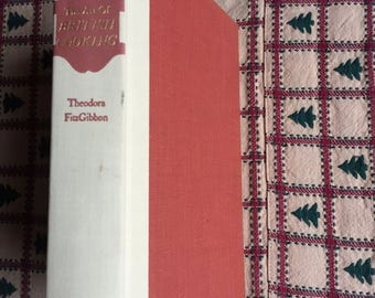 Vintage Cookbook - The Art of British Cooking - Theodora Fitzgibbon - 1965 - First Edition