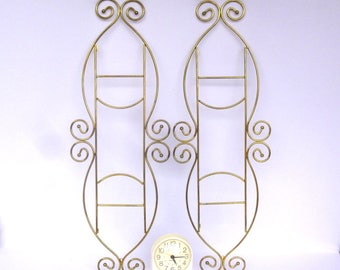 MOD Vintage Decorative METAL Wall DECOR
