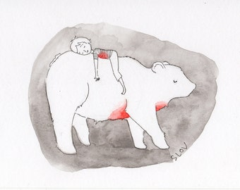 A Bear and Her Boy 10