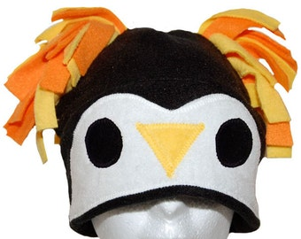 Penguin Fleece Hat