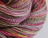 Handspun Yarn: Color Play #84