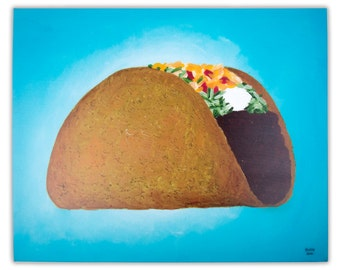 Crunchy Beef Taco Reprint