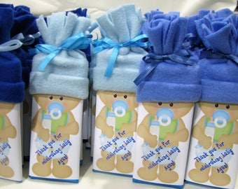 African American baby shower -- baby shower favors  -- all skin tones available!