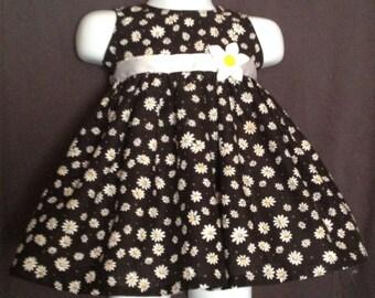 Baby girl summer dress, Easter