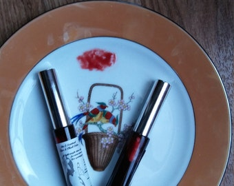 Beet Lip Cheek colorant with beet root powder improved formula wax free, now in lip gloss tubes